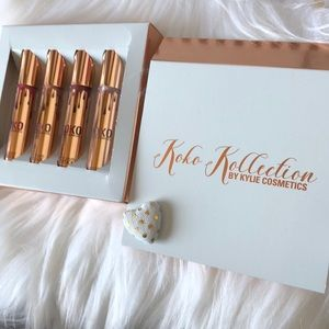 Koko Kollection AUTHENTIC card & mailing box incl.